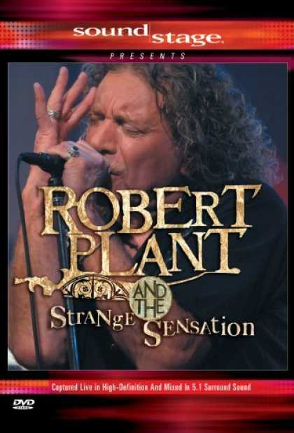 Bestselling Movies (2006) - Robert Plant and the Strange Sensation