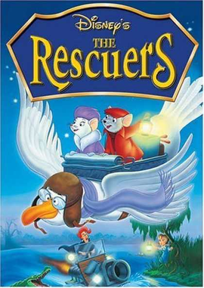 Bestselling Movies (2006) - The Rescuers by Art Stevens