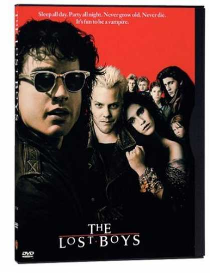Bestselling Movies (2006) - The Lost Boys by Joel Schumacher