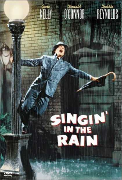 Bestselling Movies (2006) - Singin' in the Rain by Stanley Donen