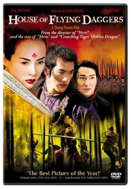 Bestselling Movies (2006) - House of Flying Daggers by Yimou Zhang