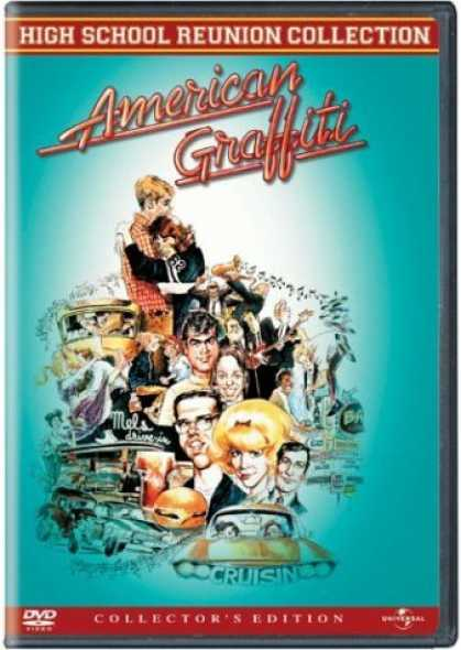 Bestselling Movies (2006) - American Graffiti (Collector's Edition) by George Lucas