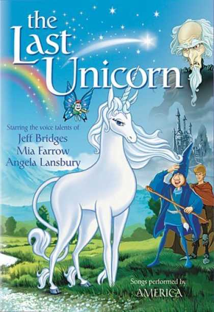 Bestselling Movies (2006) - The Last Unicorn by Arthur Rankin Jr.