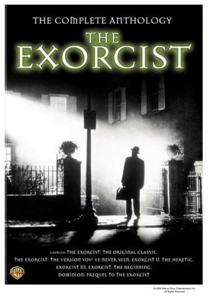 Bestselling Movies (2006) - The Exorcist - The Complete Anthology (Original / The Version You've Never Seen