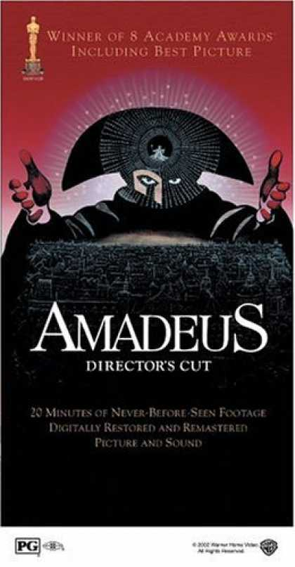 Bestselling Movies (2006) - Amadeus - Director's Cut (Two-Disc Special Edition) by Milos Forman