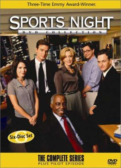 Bestselling Movies (2006) - Sports Night - The Complete Series Boxed Set