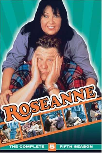 Bestselling Movies (2006) - Roseanne - The Complete Fifth Season