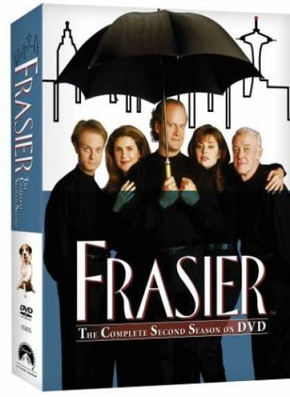 Bestselling Movies (2006) - Frasier - The Complete Second Season