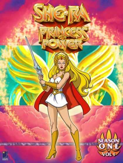 Bestselling Movies (2006) - She-Ra - Princess of Power - Season One, Vol. 1 by Bill Reed
