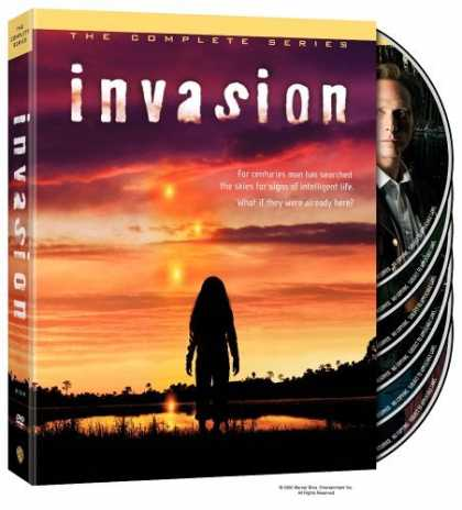Bestselling Movies (2006) - Invasion - The Complete Series
