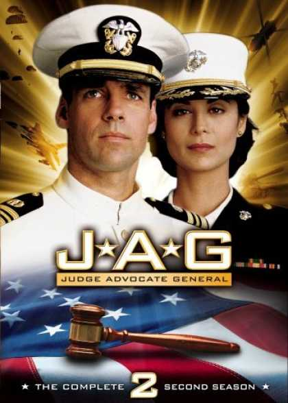 Bestselling Movies (2006) - JAG (Judge Advocate General) - The Complete Second Season