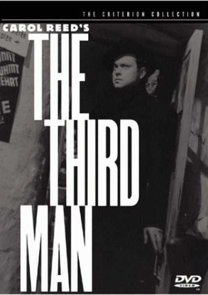 Bestselling Movies (2006) - The Third Man (50th Anniversary Edition) - Criterion Collection