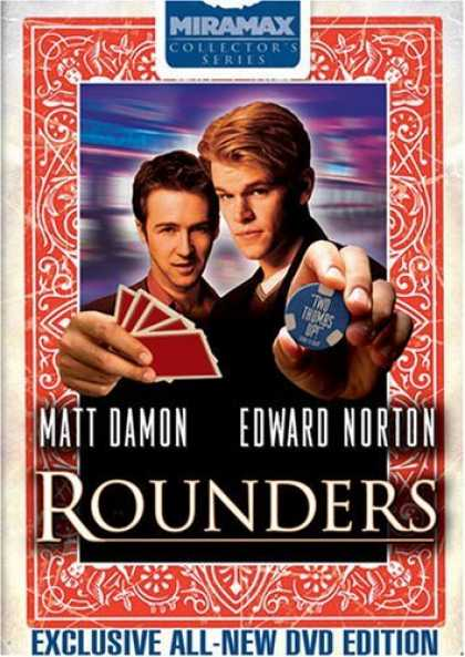 Bestselling Movies (2006) - Rounders (Collector's Edition) by John Dahl