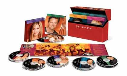 Bestselling Movies (2006) - Friends - The Complete Series Collection