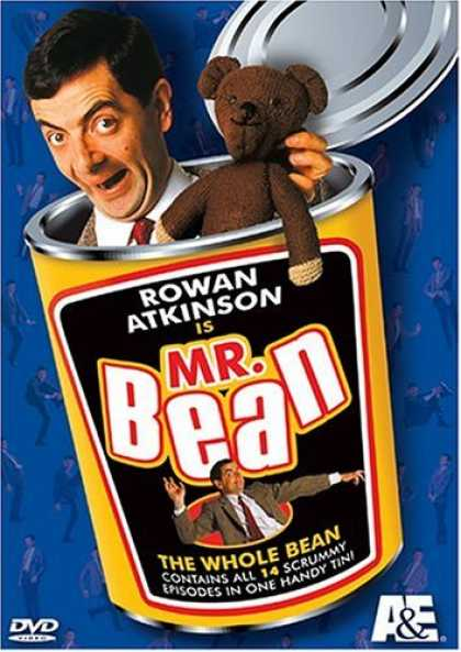 Bestselling Movies (2006) - Mr. Bean - The Whole Bean (Complete Set) by Paul Weiland