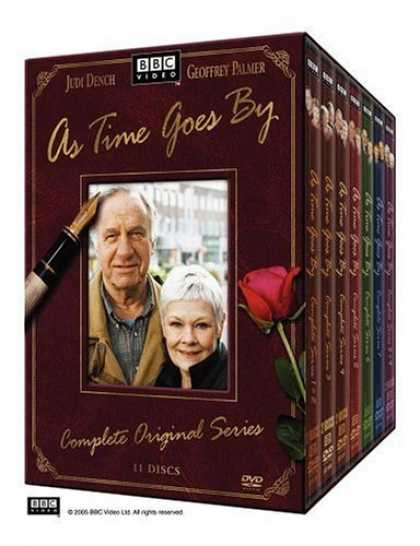 Bestselling Movies (2006) - As Time Goes By - Complete Original Series by Sydney Lotterby