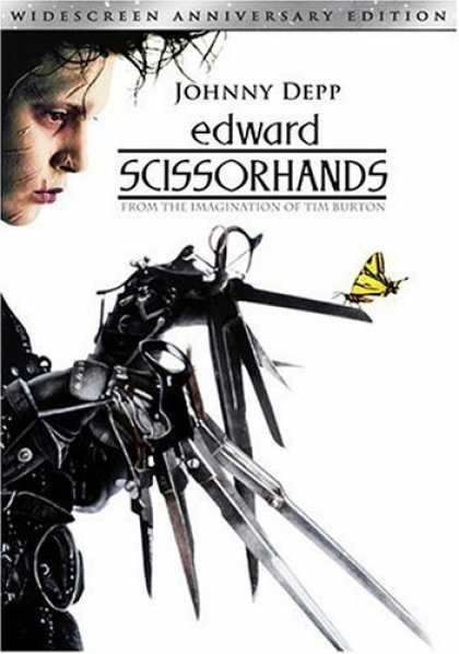 Bestselling Movies (2006) - Edward Scissorhands (Widescreen Anniversary Edition) by Tim Burton