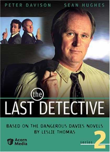 Bestselling Movies (2006) - The Last Detective - Series 2 by Nick Hurran