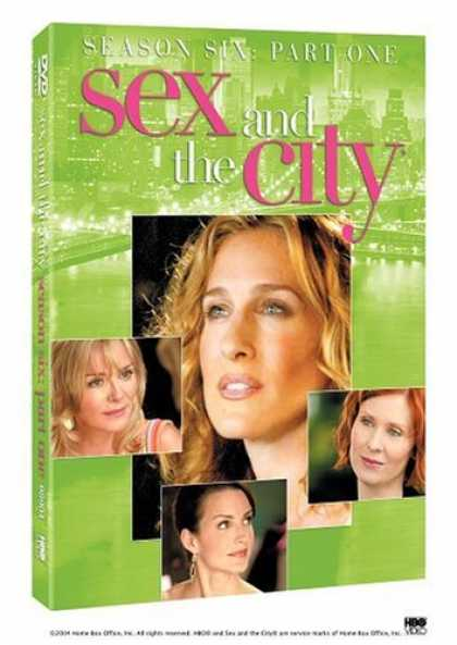 Bestselling Movies (2006) - Sex and the City - Season Six, Part 1