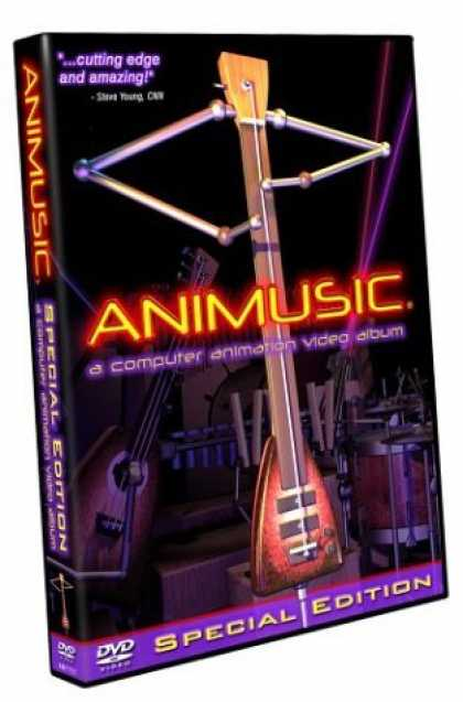 Bestselling Movies (2006) - Animusic - A Computer Animation Video Album (Special Edition) by Wayne Lytle