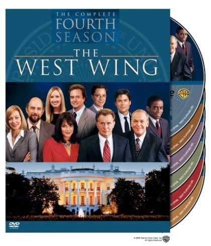 Bestselling Movies (2006) - The West Wing - The Complete Fourth Season by Jason Ensler