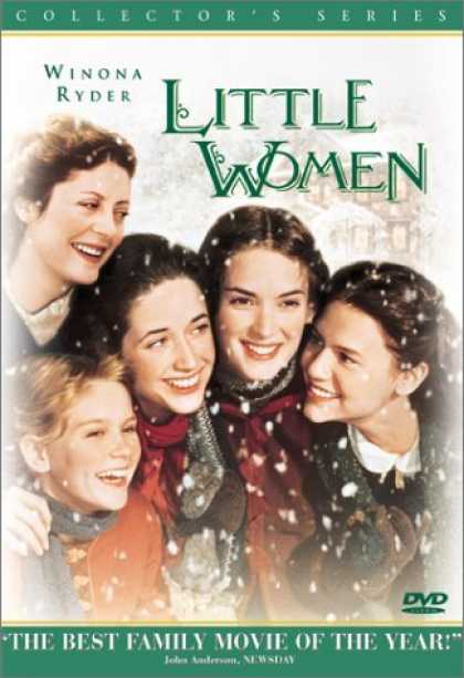 Bestselling Movies (2006) - Little Women (Collector's Edition) by Gillian Armstrong