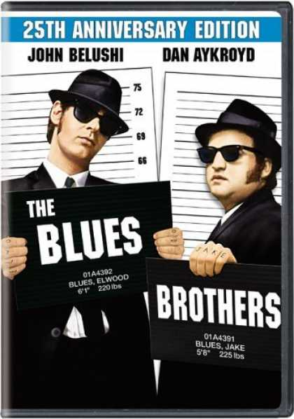 Bestselling Movies (2006) - The Blues Brothers (Widescreen 25th Anniversary Edition)