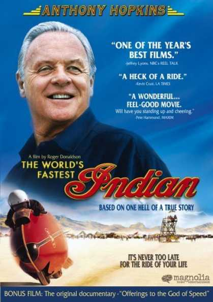 Bestselling Movies (2006) - The World's Fastest Indian by Roger Donaldson