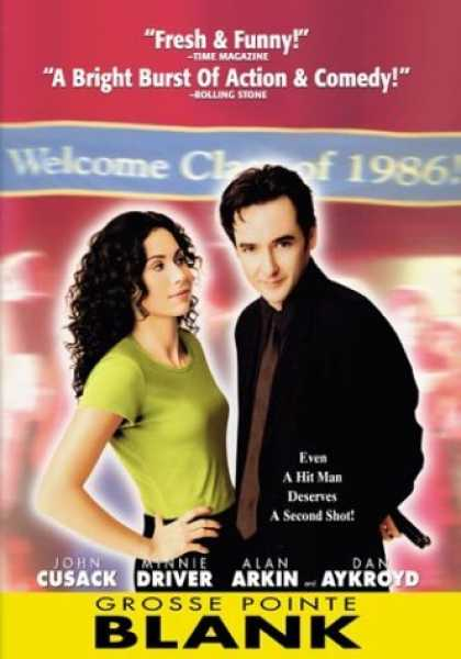 Bestselling Movies (2006) - Grosse Pointe Blank by George Armitage