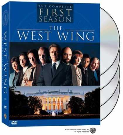 Bestselling Movies (2006) - The West Wing - The Complete First Season by Jason Ensler
