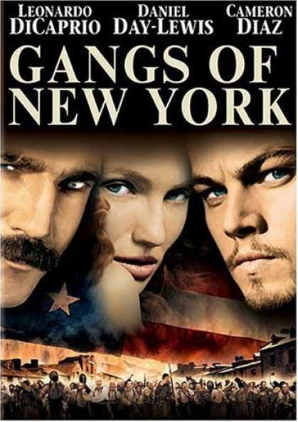 Bestselling Movies (2006) - Gangs of New York