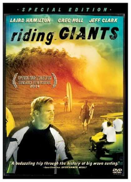 Bestselling Movies (2006) - Riding Giants (Special Edition) by Stacy Peralta