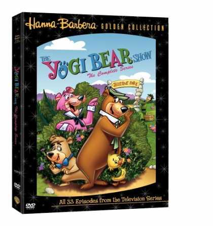 Bestselling Movies (2006) - The Yogi Bear Show - The Complete Series by William Hanna