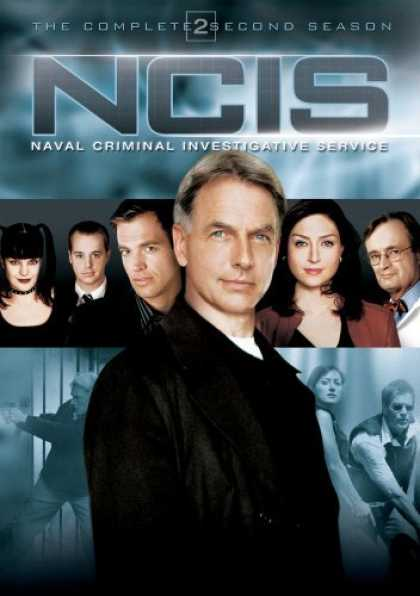 Bestselling Movies (2006) - NCIS Naval Criminal Investigative Service - The Complete Second Season