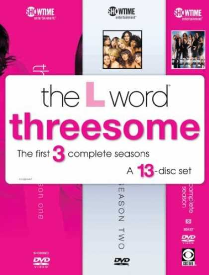 Bestselling Movies (2006) - The L Word - The Complete Seasons 1-3 by Rose Troche