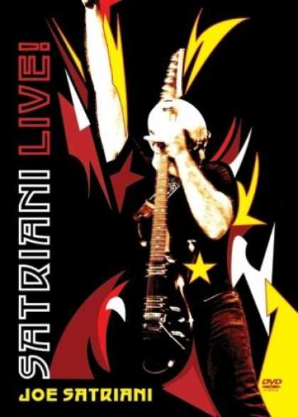 Bestselling Movies (2006) - Satriani Live!