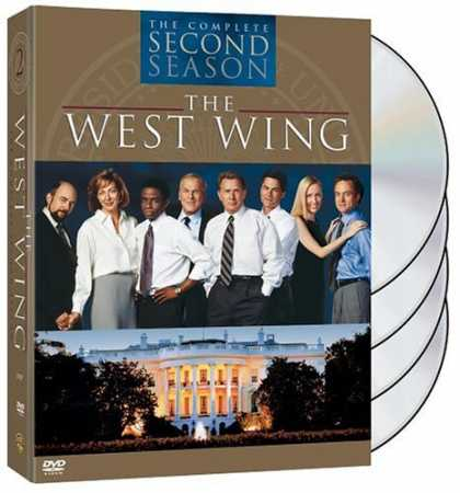 Bestselling Movies (2006) - The West Wing - The Complete Second Season by Jason Ensler