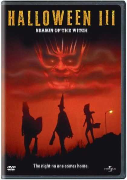 Bestselling Movies (2006) - Halloween III - Season Of The Witch