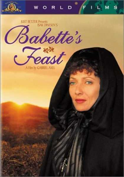 Bestselling Movies (2006) - Babette's Feast by Gabriel Axel