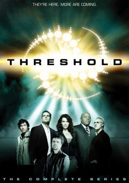 Bestselling Movies (2006) - Threshold - The Complete Series by John Showalter