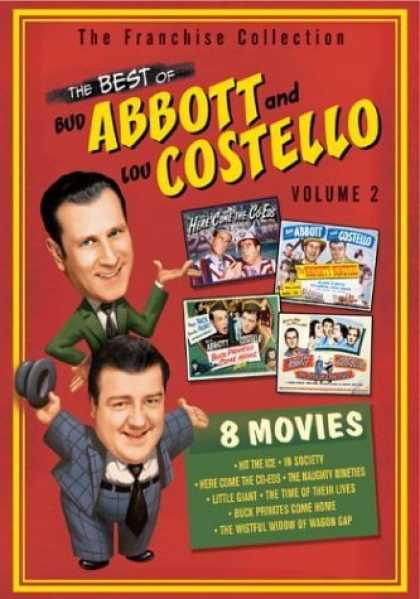 Bestselling Movies (2006) - The Best of Abbott & Costello - Volume 2 (8 Film Collection) by Charles Barton