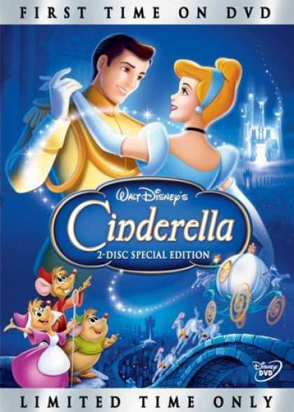 Bestselling Movies (2006) - Cinderella (Two-Disc Special Edition) by Hamilton Luske