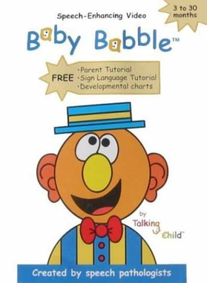 Bestselling Movies (2006) - Baby Babble - Speech-Enhancing DVD for Babies and Toddlers