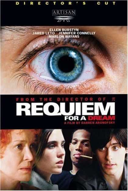Bestselling Movies (2006) - Requiem for a Dream (Director's Cut)