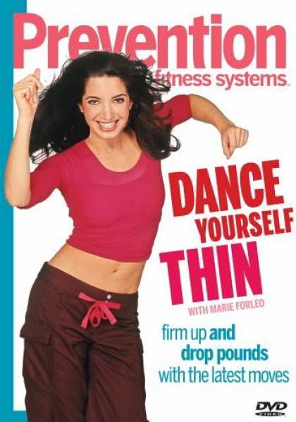 Bestselling Movies (2006) - Prevention Fitness Systems - Dance Yourself Thin