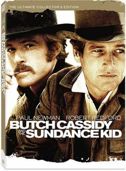 Bestselling Movies (2006) - Butch Cassidy and the Sundance Kid (2-Disc Collector's Edition) by George Roy Hi
