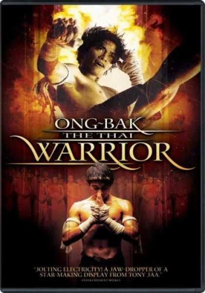 Bestselling Movies (2006) - Ong-Bak - The Thai Warrior by Prachya Pinkaew