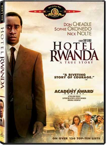 Bestselling Movies (2006) - Hotel Rwanda by Terry George