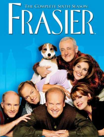 Bestselling Movies (2006) - Frasier - The Complete Sixth Season
