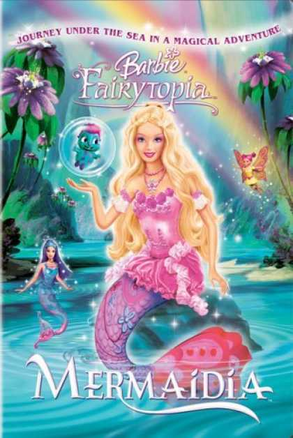 Bestselling Movies (2006) - Barbie Fairytopia: Mermaidia
